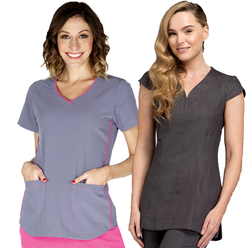 Scrubs Spa Salon Uniforms Suppliers Vendor Tailors Shops in