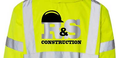 custom printing on safety jacket suppliers store shop dubai ajman sharjah uae