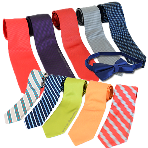 Neckties Supplier in Dubai UAE - Quality Work Wear Bow Neck
