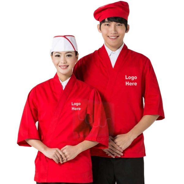 sushi chef coat suppliers dubai ajman abu dhabi sharjah uae