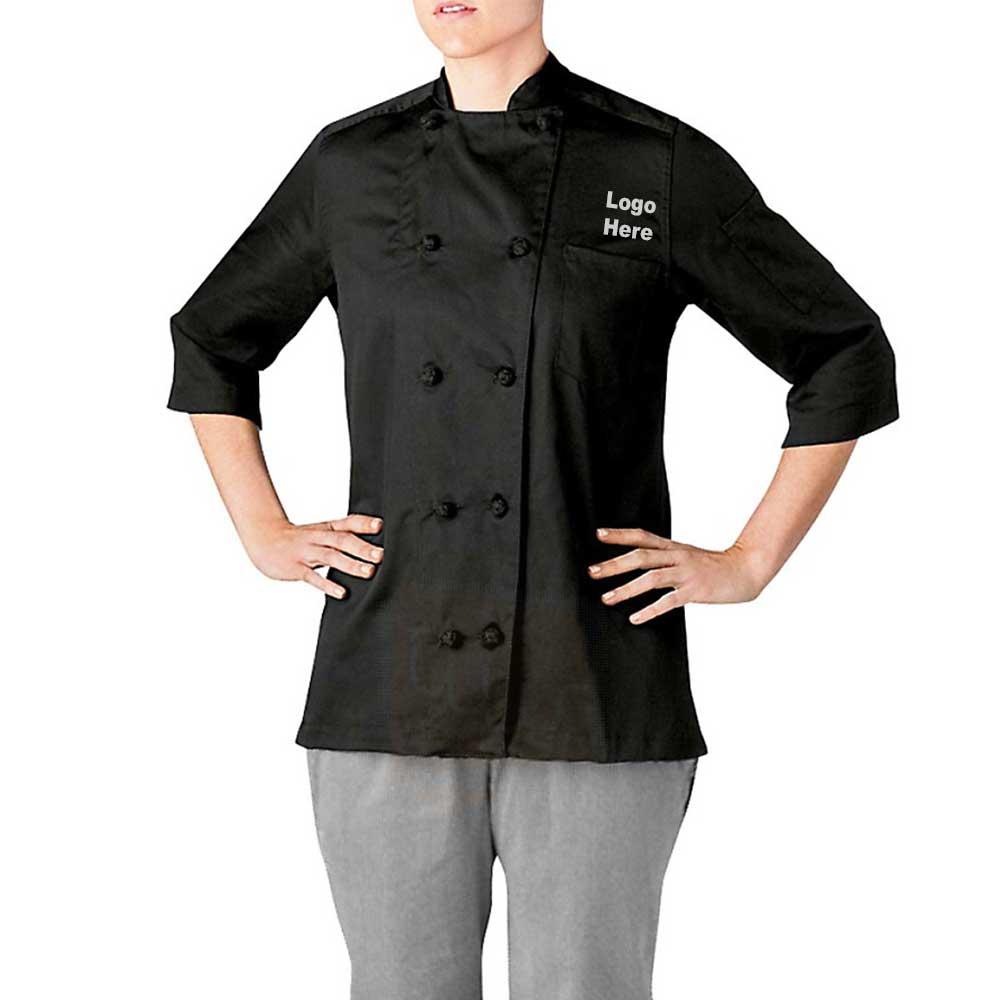 chef jacket woman uniforms suppliers vendor dubai ajman abu dhabi sharjah uae