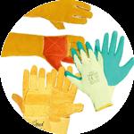 ppe safety work wear gloves suppliers vendors shops companies deira dubai uae
