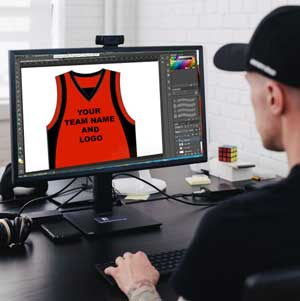 basketball designer