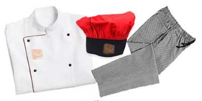 chef uniforms suppliers stores dubai uae