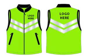 custom safety vest jacket high vis manufacturers dubai sharjah abu dhabi ajman uae