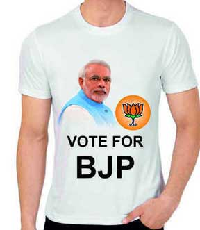 election tshirts printing