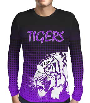 long sleeve printing uae