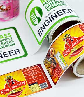 label stickers printing factories dubai sharjah abu dhabi uae
