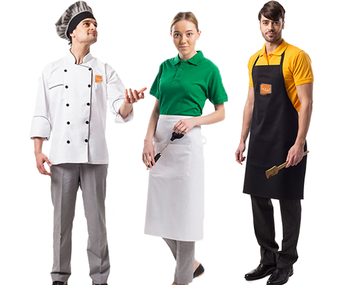 kitchen workwear uniforms suppliers dubai sharjah abu dhabi ajman uae