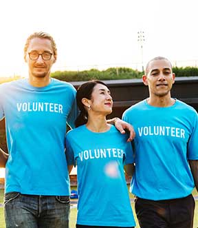 volunteer tshirts