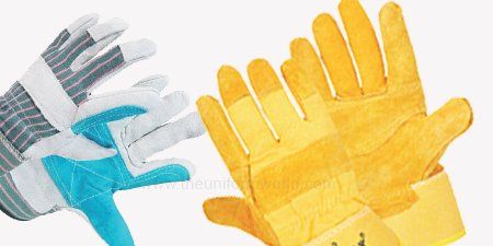 leather safety gloves suppliers