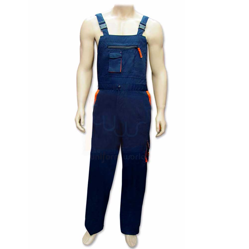 navy blue bib coverall jump suit supliers